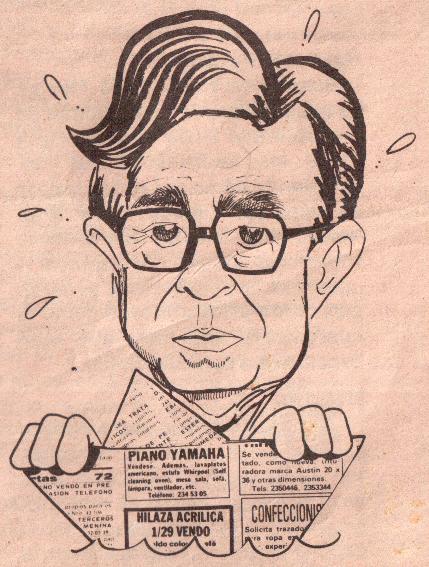 Caricatura Ricky Virgilio Barco Galería Política